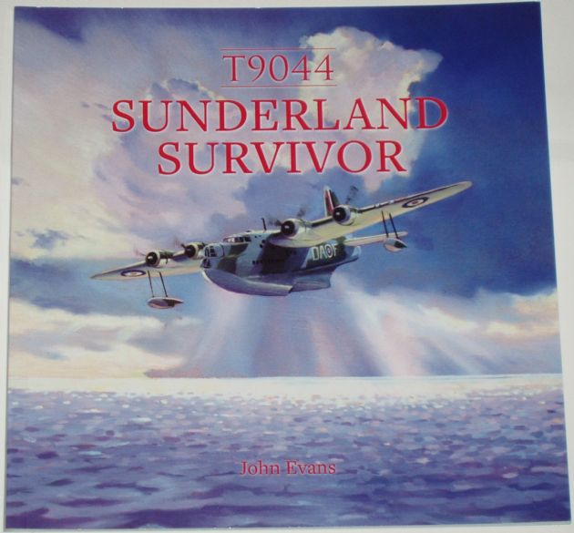 T9044 Sunderland Survivor, by John Evans